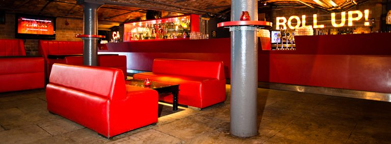 Circo Bar and Restaurant - Albert Dock - Liverpool - Bar Area