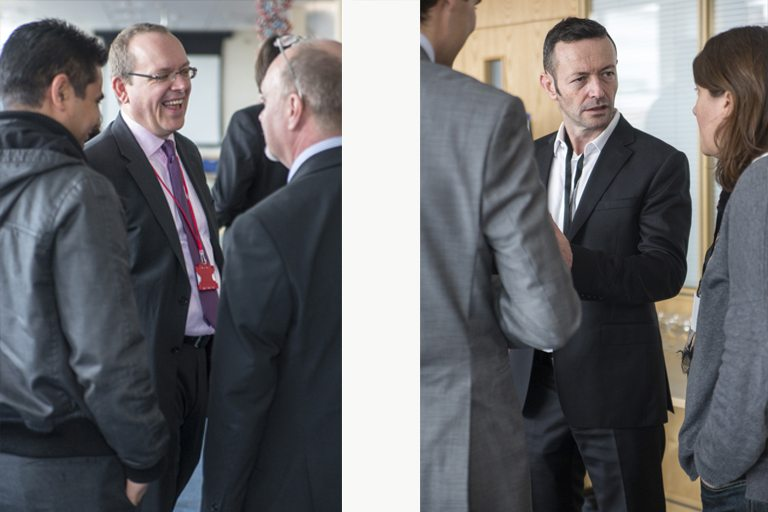 Daresbury - STFC - Optis Event - Candids
