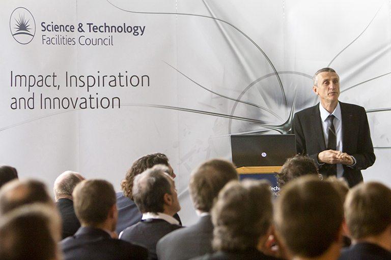 Daresbury - STFC - Optis Event - Presentation